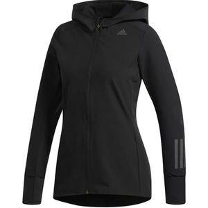 adidas Women's Running Response Wind Jacket Black